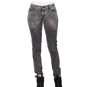 Women's Levi's 524 Skinny Jeans Black